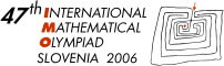 imo 2006 logo