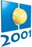 ioi 2001 logo