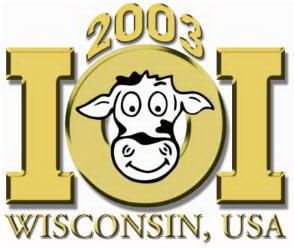 ioi 2003 logo