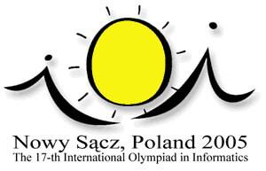 ioi 2005 logo