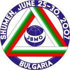jbmo 2007 logo