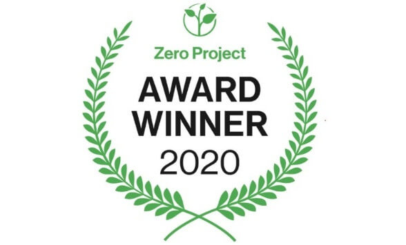 Award Innovative Practice 2020